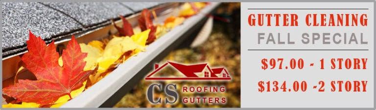 charlotte gutter cleaning specials