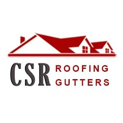 a logo of carolina storm roofing